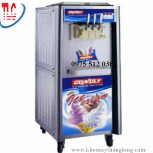 máy làm kem tươi BQL S22 có kiểu dáng đẹp, sang trọng và hiện đại