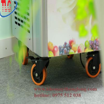 Máy làm kem tươi BQ S22 được thiết kế với bộ khung chắc chắn