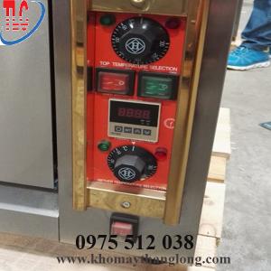lò nướng 1 tầng 1 khay điện có hộp điều khiển tự động dễ dàng sử dụng
