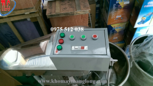 Hệ thống điện máy trộn bột Việt Nam