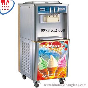 máy làm kem tươi BQ 833 thiết kế hiện đại , sang trọng