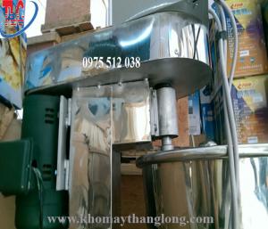 Bao khung toàn bộ phần dây cua roa máy trộn bột mỳ Việt Nam