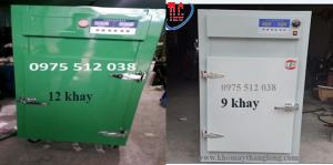 Các dòng tủ sấy công nghiệp tại Kho máy Thăng Long