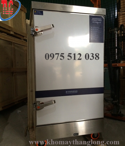 Tủ hấp giò chả tại kho máy Thăng Long