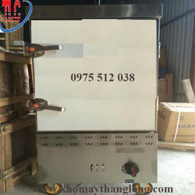 Tủ nấu cơm bằng gas 8 khay chất lượng tại Kho máy Thăng Long
