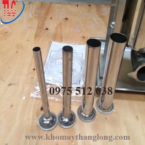 Các cỡ ống đùn máy đùn xúc xích 3l Thăng Long