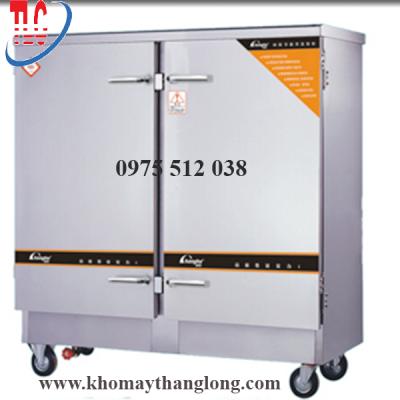 Tủ cơm công nghiệp 24 khay đa năng tại kho máy Thăng Long