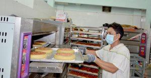 lò nướng bánh ngọt hãng southstar đang được khách hàng tin tưởng và lựa chon