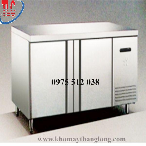 bàn mát inox 1,5 m chất lượng tại kho máy Thăng Long